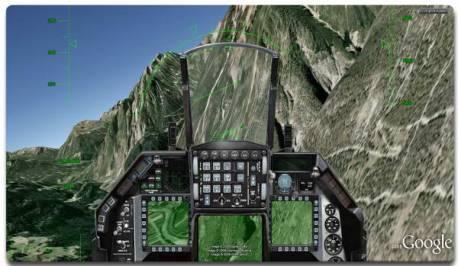 sim-flight